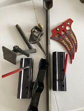 One Way Wolverine Sharpening System Jig Complete W/Raptors Very-Grind