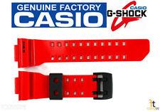 CASIO G-SHOCK G'Mix GBA-400-4A Original Red Rubber Watch Band Strap