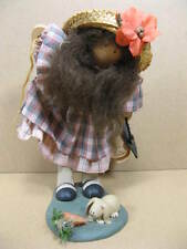Lizzie High Doll Alice Valentine with Pet Bunny 1994