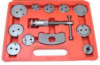 12pc Brake Piston Caliper Wind-Back Tool Kit Right Hand Universal Tool Set