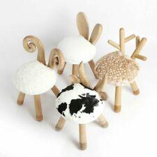 Creative Animal Shape Stool   Removable & Hand Washable Glossy Stool   5 Designs