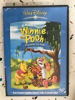 Winnie The Pooh DVD Croissance Avec Pooh Walt Disney