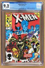 Uncanny X-Men Annual #10 CGC 9.2 1986