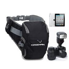 Caseman AW02 DSLR SLR camera bag waist bag fanny pack case belt great quality