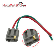 Dual Pigtail Wire Harness Connector GM HEI Coil In Cap Distributor 170072