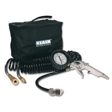 Inflation Kit w/2.5in Mechanical Gauge tyre Gun, 150 PSI, 30ft Hose, Carry Bag