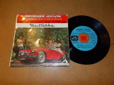 GEORGE JOUVIN - EP FRENCH HMV 439  / LISTEN - ROCK LATIN POPCORN