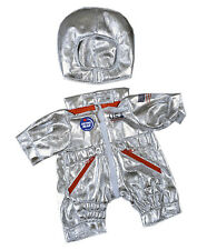 """Astro Bear with Helmet Outfit Fits Most 14"""" - 18"""" Build-a-bear and Make Your Own"""