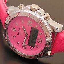 Analoge & digitale polierte Armbanduhren für Damen