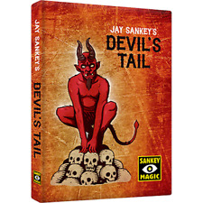 Devil's Tail (All Gimmicks & DVD) by Jay Sankey from Murphy's Magic