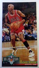 1993 93-94 Fleer NBA Jam Session Michael Jordan #33, Chicago Bulls, HOF