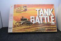 Milton Bradley Tank Battle Game 4508 (See Description)