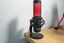 HyperX QuadCast USB Gaming Microphone - Black