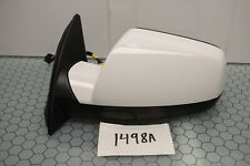 15 16 17 Chevrolet Equinox DRIVER side Mirror Used Power #1498-A