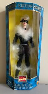 "BLACK CAT 12"" Figure Doll X-Men/Marvel - Exclusive - Special Edition Series"