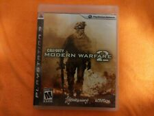 Call of Duty: Modern Warfare 2 (PlayStation 3) cod mw2 ps3 video game COMPLETE