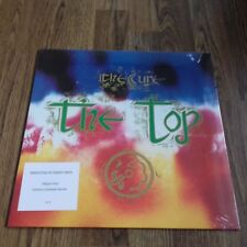 THE CURE-The Top 180 g LP New Sealed