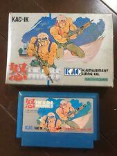 FREE SHIPPING  Famicom NES Nintendo Import JAPAN IKARI