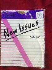 Vintage New Issue pantyhose beige queen size