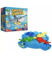 Snappy Shark Game Toy Party Snap Hungry Balls Family Catch Food Hippo Christmas