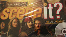 Pirates Of The Caribbean Scene It? Dvd Sealed Game