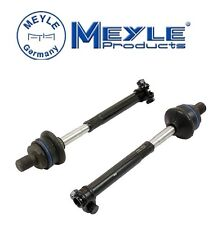 For BMW E30 318i 325e Set of 2 Front Inner Steering Tie Rod Ends Meyle