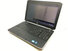 DELL LATITUDE E5520 Core i5-2520M 4Go 250Go