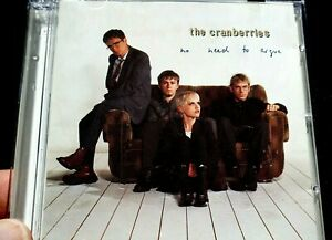 The Cranberries - No Need To Argue  - CD, VG