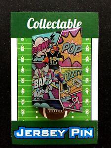 New England Patriots Tom Brady lapel pin-Classic Collectible-RARE item