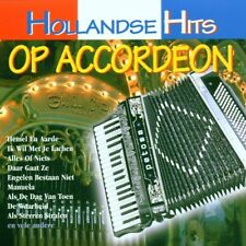 Hollandse Hits 3 - Op Accordeon, Hemel En Aarde Brand New Sealed Music Audio CD
