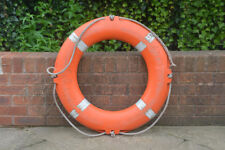 old plastic life ring buoy 75 cm lifebuoy decor PERRYBUOY - FREE POSTAGE