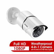 ZOSI 2.0Mp HDMI 1080P 4 in1 night vision 100ft CCTV Security Outdoor Camera