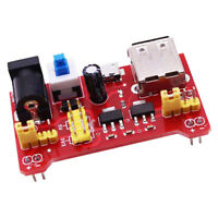 3.3V/5V Power Supply Module Solderless Breadboard Arduino Board for Sensor