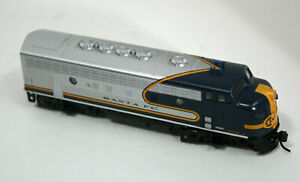 N Kato Santa Fe Bluebonnet F7 #325 -- New out of Set