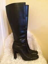 Aldo Women's Boots Black Leather Size 7