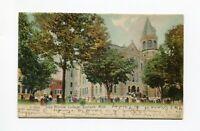 Postcard - Ypsilanti MI  State Normal College UDB card Posted 1907