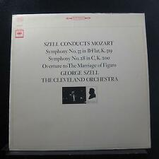Szell, Mozart - Symphony No. 33 In B-Flat / Symphony No. 28 LP Mint- MS 6858 360