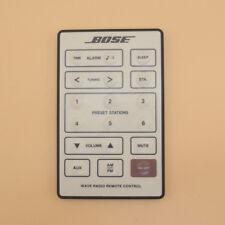 BOSE-Wave Radio Remote Control MODELS AWR1-1W AWR113 AWR131 white