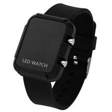 Silicone LED montre numérique hommes Sport femmes montres électronique dames mâl