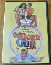 Get Down On It (DVD, 2001) RARE & OOP Combined Ship 1st Class Fast Shipping