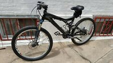 2007 Specialized S-Works Stumpjumper FSR Carbon Full Suspension Mountain Bike