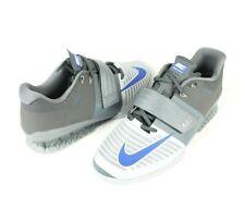 Zapatillas Deportivas Gris Levantamiento de Pesas Zapatos