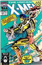 THE UNCANNY X-MEN #279 UNREAD BX213-50
