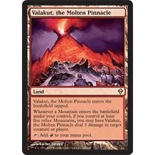 MAGIC THE GATHERING MTG VALAKUT THE MOLTEN PINNACLE FOIL SP