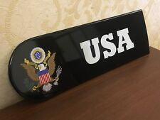Mercedes W463 G class EMBLEM SPARE TIRE COVER < COAT OF ARMS OF AMERICA>