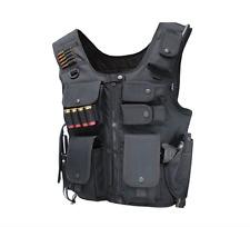 Tactical Vest Left Handed Gear Shotgun Assault AR 15 Military Ammo Police Tac