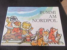 BUMMI am Nordpol-Ein Bilderbuch mit Musik-Ingeborg Meyer-Rey-DDR 1985
