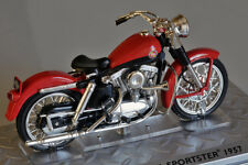 Harley Davidson XL Sportster - 1957 - 1:24 Scale Altaya