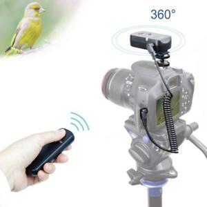 Shutter Release Wireless Remote 360 Angle 100M f/ Olympus E-M5 Mark II/E-M5/E-M1