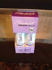Blondeshell Keratin Complex Travel Valet Shampoo & Conditioner Set 3 oz. Each